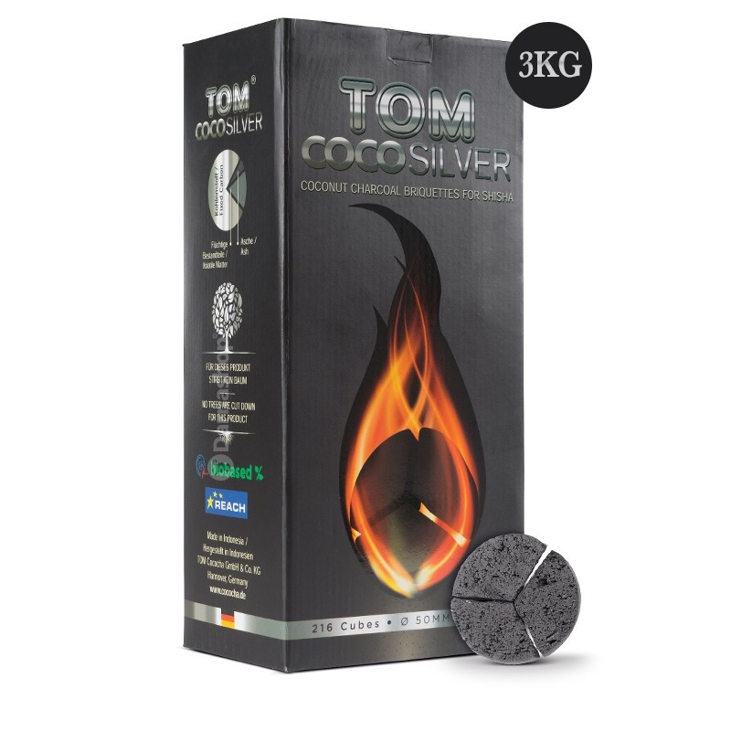 TOM Cococha 3 Blocks 3kg