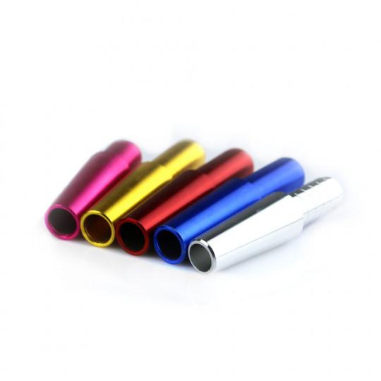 connecteur pour tuyau silicone